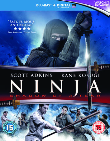 Ninja Shadow of a Tear 2013 Dual Audio 720p BRRip 950mb