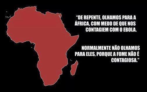 A maldição de um continente rico, mas empobrecido à medida que se desenvolvia o capitalismo.