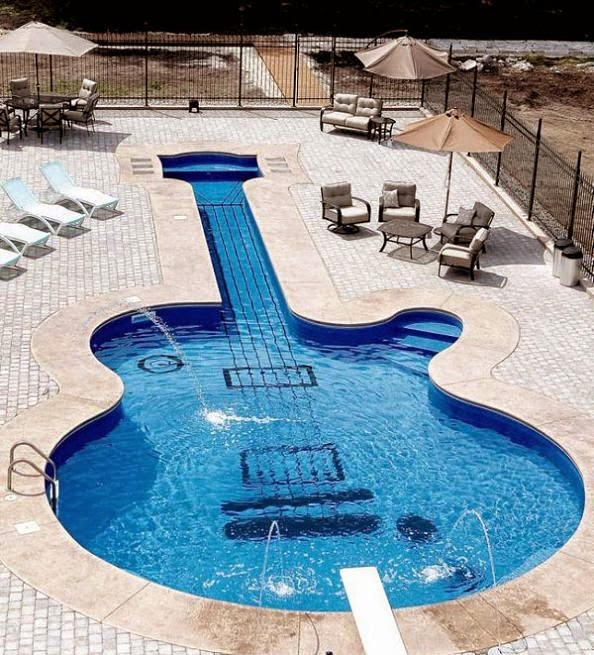 Awesome Guitar Inspired Products and Designs (15) 8  Guitar Toilet Seat ...