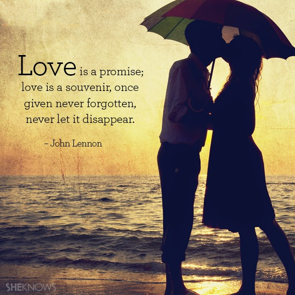 Famous Quotes About Love, part 4