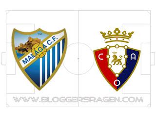 Prediksi Pertandingan Malaga vs Osasuna