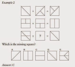 Iq test λογικής - Παράδειγμα δοκιμασίας νοημοσύνης - ευφυιας