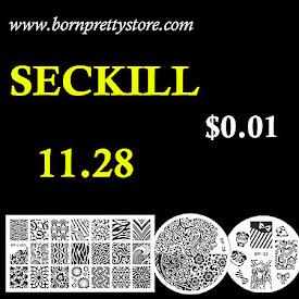 Born Pretty Store Seckill Sale 11/28/2014