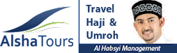 ALSHA TOUR TRAVEL BIAYA PAKET UMROH MURAH JAKARTA