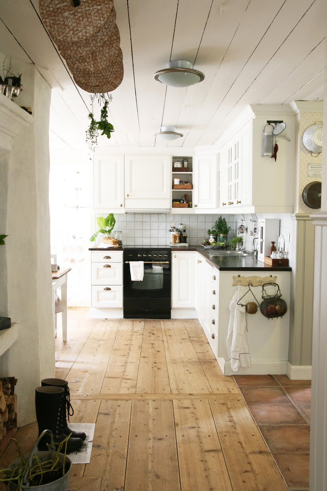 I mitt paradis: mitt kök i jeanne d'arc living magasinet