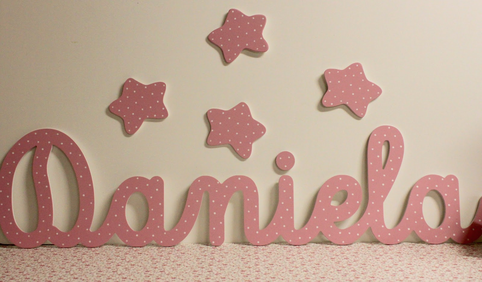 decoracion infantil nombres
