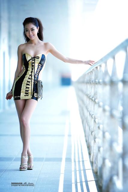 Jung Ju Mi - Korean Model