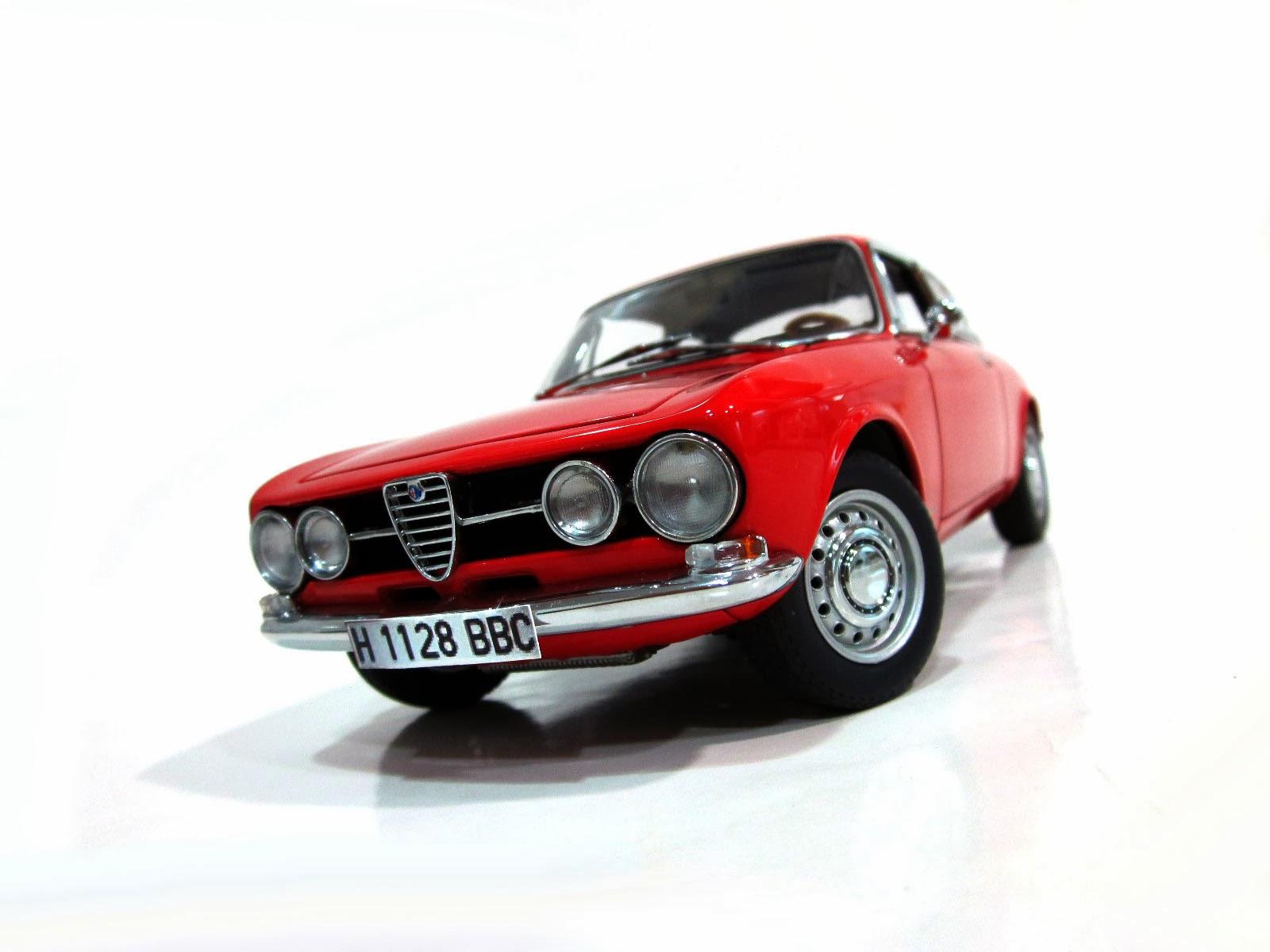 Alfa Romeo 1750 GTV '67 - AUTOart