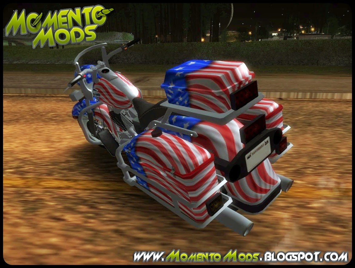 GTA SA - Western Sovereign Convertido Do GTA V
