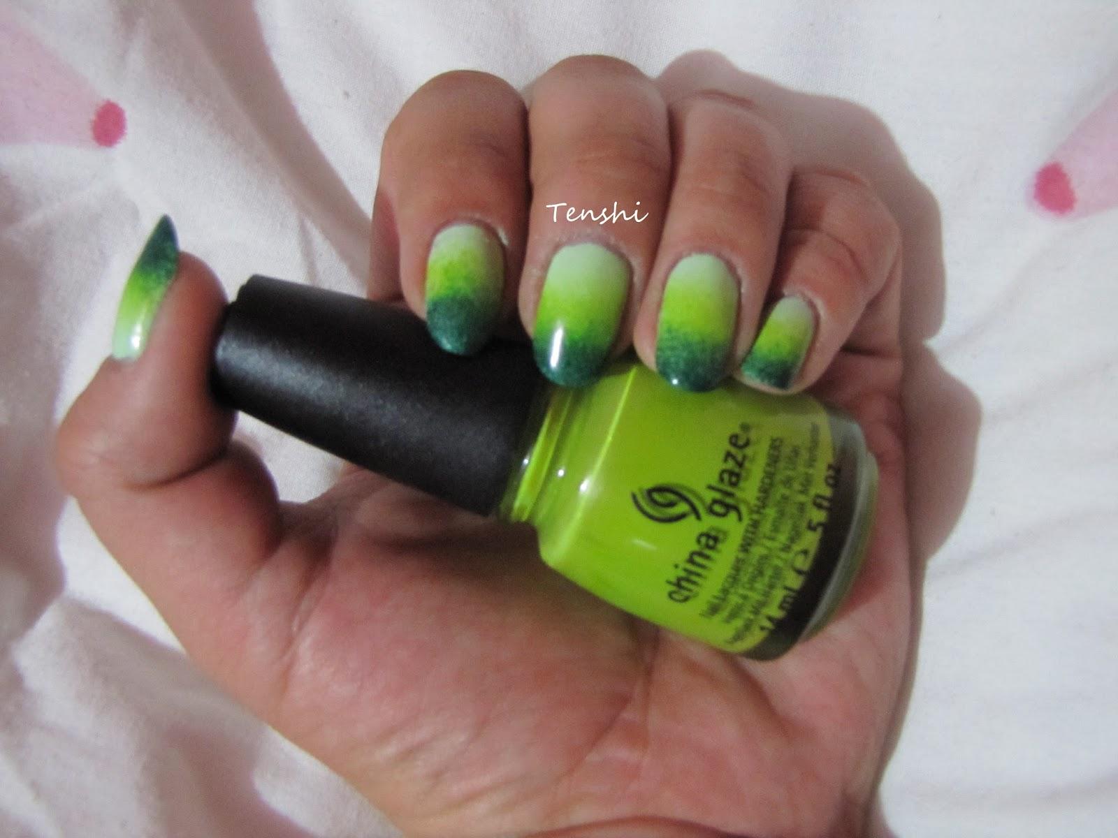 Excepcional Dos Colores Uñas Modelo - Ideas de Pintar de Uñas ...