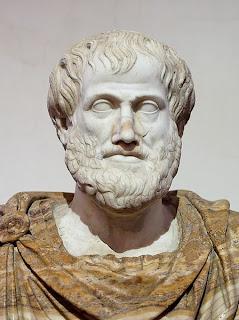 Aristotle, palazzo Altemps, Roma