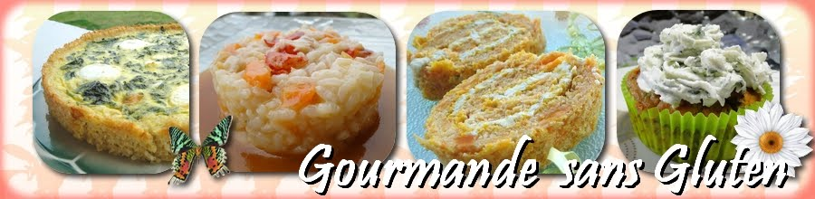 Gourmande sans gluten