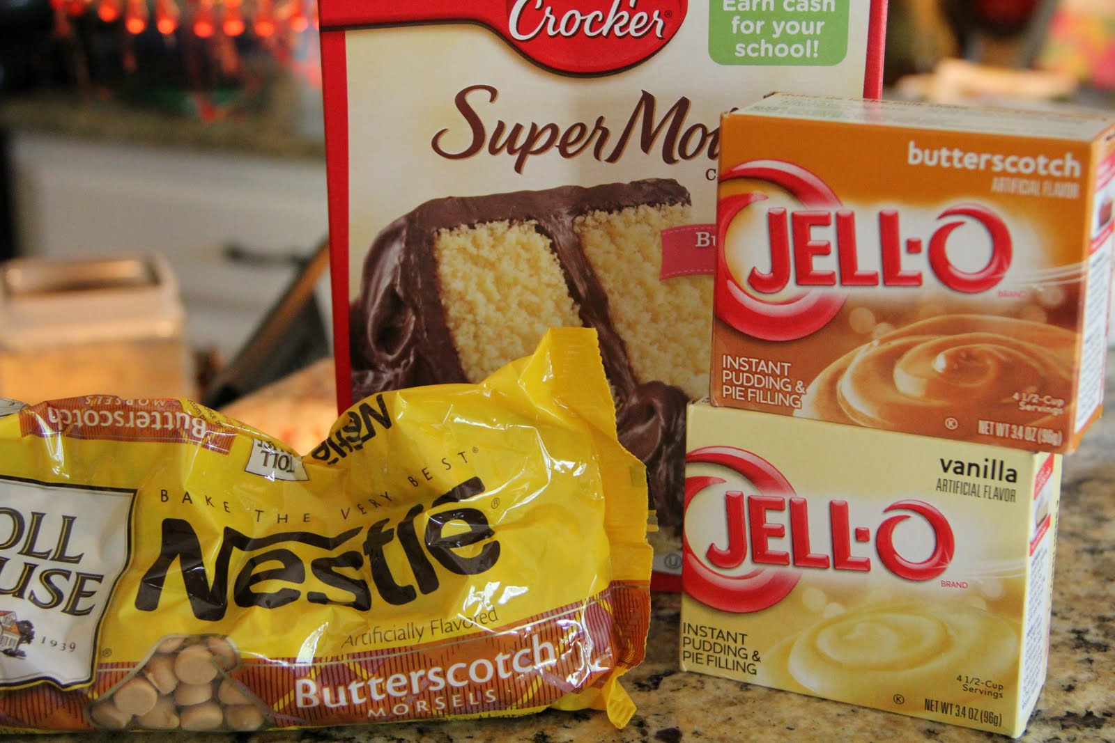 Cake recipe with instant pudding mix