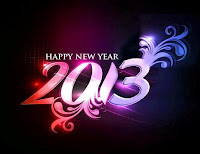 Happy New Year 2013!!!