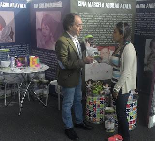 Armando-Armero-propuesta-memoria-histórica-feria-niños-Babies- Kids-Corferias