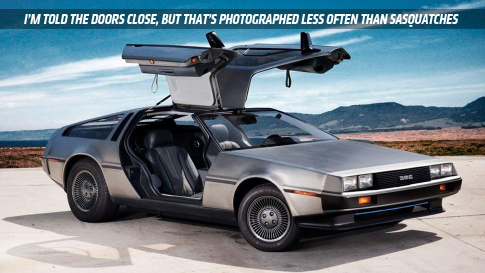 DeLorean DMC-12 - №2