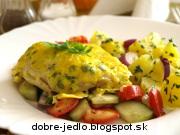 Ryba s vaječnou strúhankou - recept