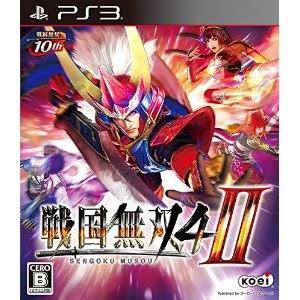 [PS3] Sengoku Musou 4-II [戦国無双4-II] (JPN) ISO Download