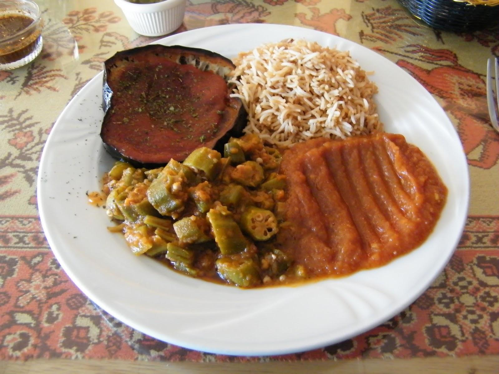 Sacramento vegan bamiyan afghan restaurant for Afghan cuisine restaurant