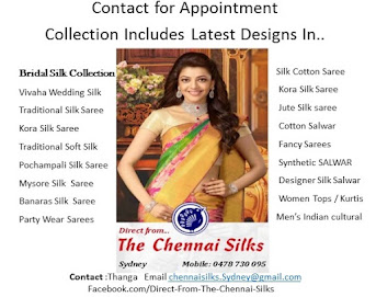 The Chennai Silks - Sydney