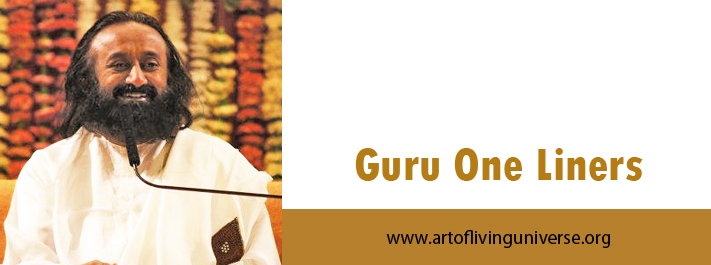 Subscribe to Guru One Liners