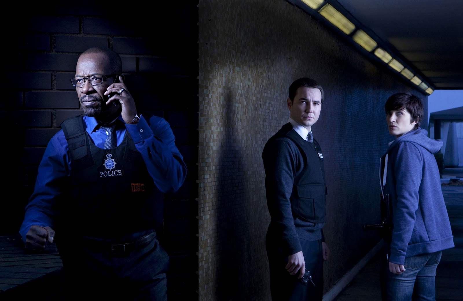 Crime Time Preview: Line of Duty starring Lennie James PREVIEW