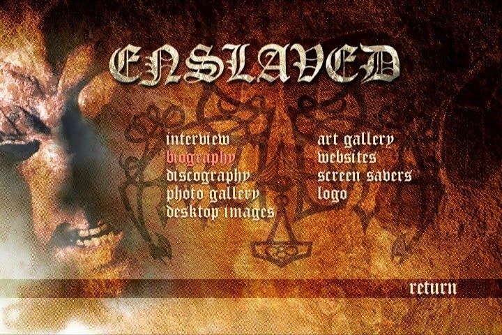 Enslaved - Progressive Black/Viking Metal [DVDs Fulls]