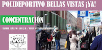 Polideportivo de Bellas Vistas ¡Ya!