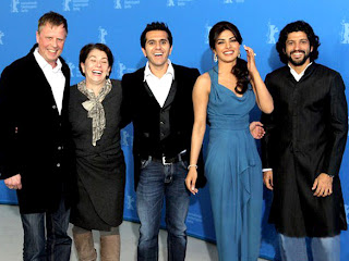 Press conference of 'Don 2' at 62nd Berlin International Film Festival Images,photos