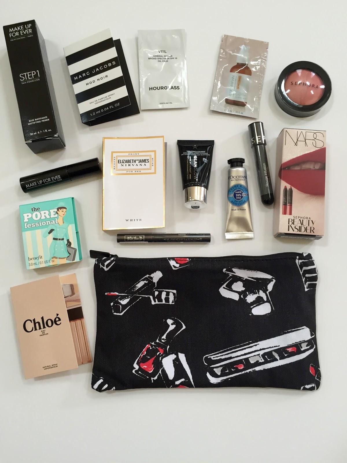 Makeup Sample Bags - TrendBags 2017