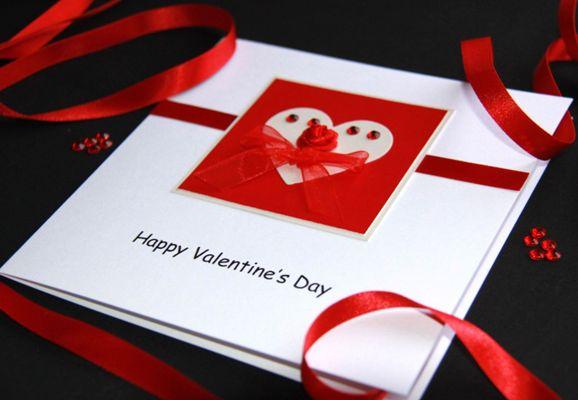 2013 Valentine Card ECards 2013 Handmade Valentine Greeting