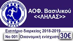 ΚΑΡΤΕΣ ΔΙΑΡΚΕΙΑΣ 2017-2018