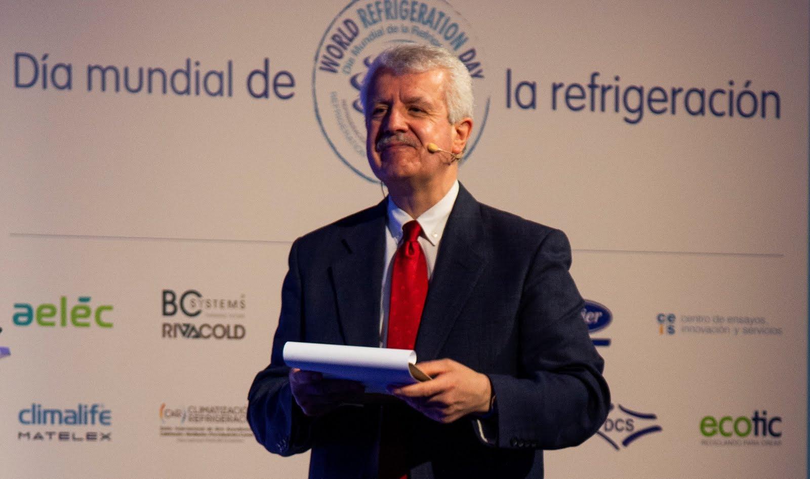 GORKA ZUMETA EN EL DÍA DE LA REFRIGERACIÓN