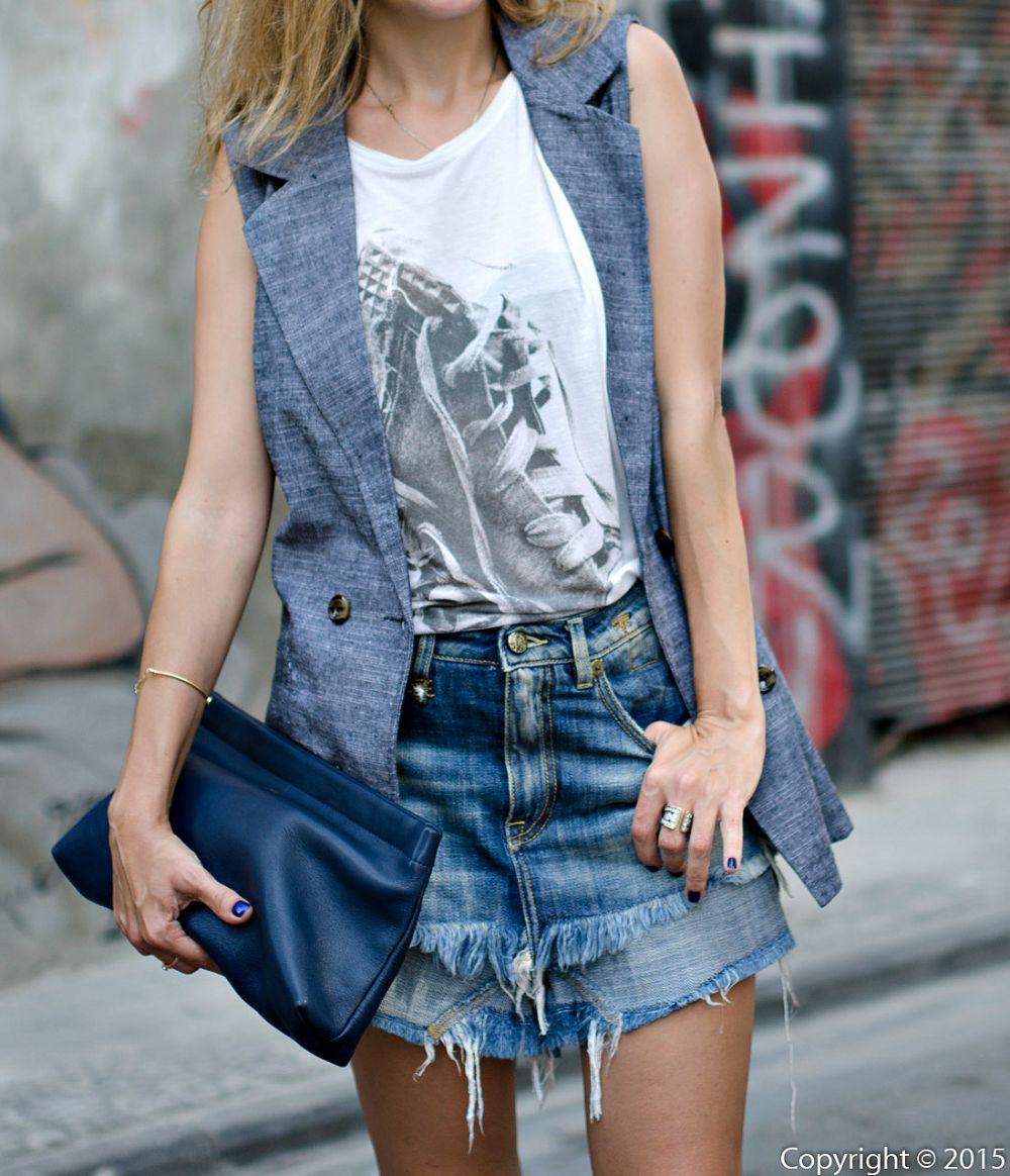 doublelayer, denim2015, R13, style, wear, fashionblog, איךללבוש, ג'ינס, בלוגאופנה, לוק, סטייל