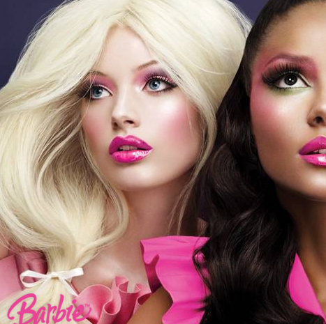 Barbie Makeup Tutorial Barbie Makeup Tutorial