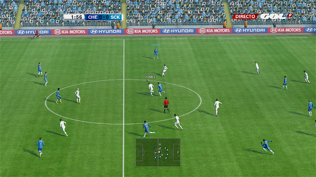 PES2013 No Blur patch 1.03