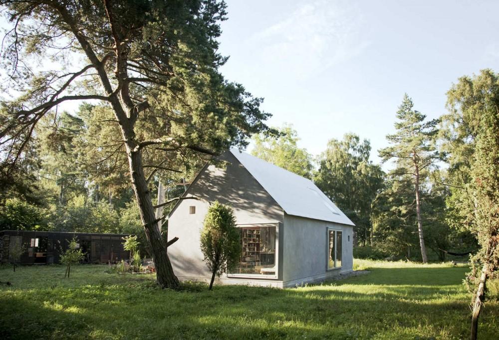 Little Summer House Gotland Sweden Most Beautiful