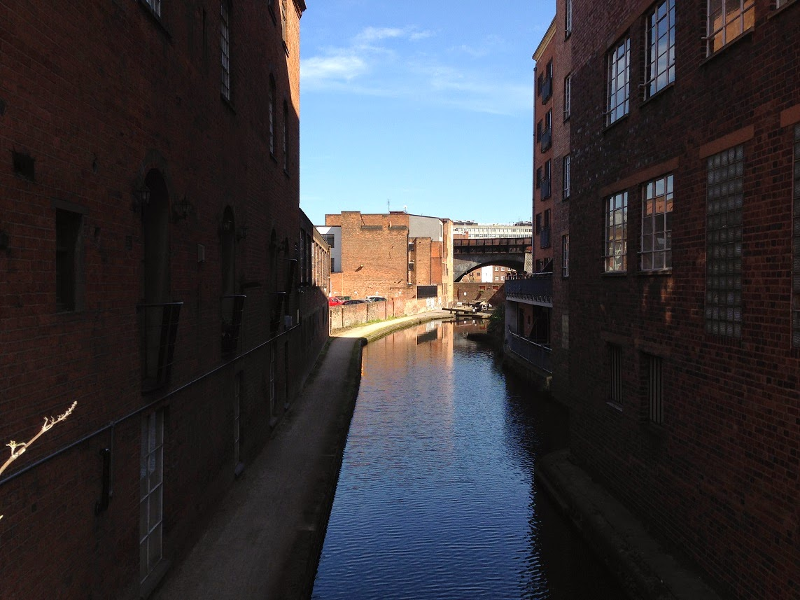 Birmingham and Fazeley Canal, Birmingham