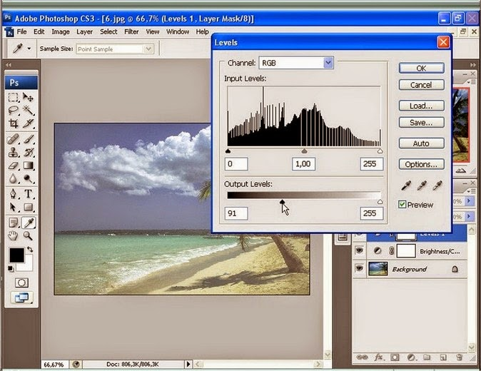 Photoshop CS3 Free Download Smart Editing
