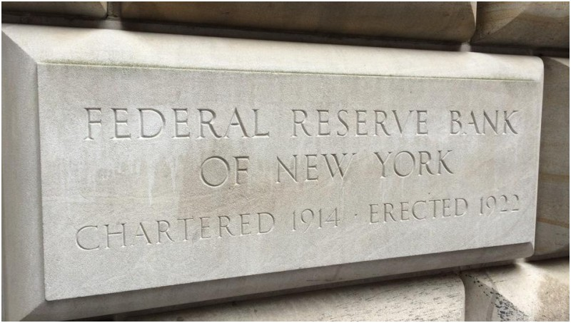 Bank Sentral AS, The Federal Reserve di New York