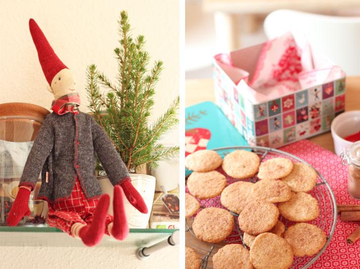 Amalie loves Denmark Dänische Weihnachtskekse