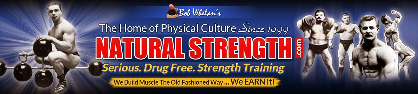 Strength Training Think Tank - Natural Strength.com