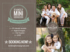 FALL Mini-Sessions Booking Now!