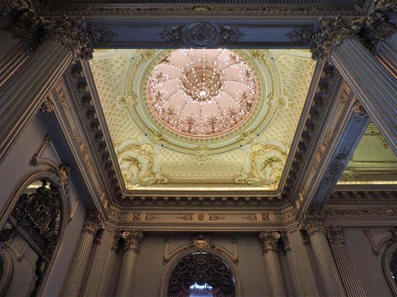 Teatro Colón - Salón Dorado