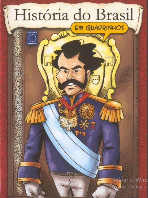 Independência do Brasil em quadrinhos