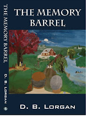 "The little book that is touching lives all over the world "" The Memory Barrel by DBLorgan"
