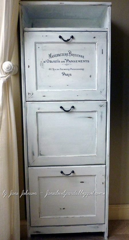 Annie Sloan Chalk Paint Furniture Cabinet