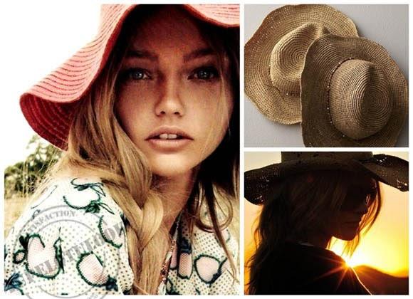 cortes pelo 2014 sombreros