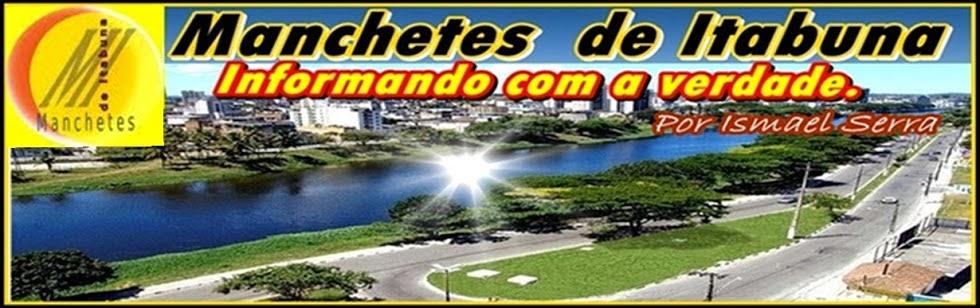 MANCHETES DE ITABUNA