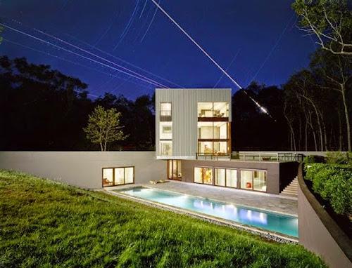 Sagaponac House by TsAO & McKOWN